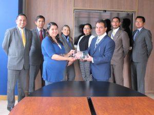 Premio RECLA al Centro de Educación Continua EPN