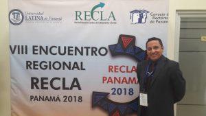 Participación en RECLA 2018