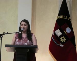 """Gabriela Martínez: """"Estoy agradecida con el CEC"""""""