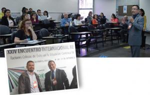 Compartiendo experiencias en Brasil